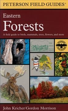 Book jacket for A field guide to eastern forests, North America /