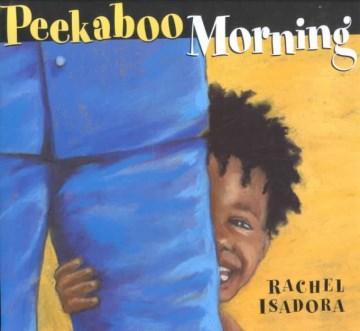 Book jacket for Peekaboo morning /