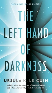 Book jacket for The left hand of darkness [BOOK DISCUSSION]