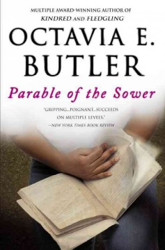 Book jacket for Parable of the sower [BOOK DISCUSSION]
