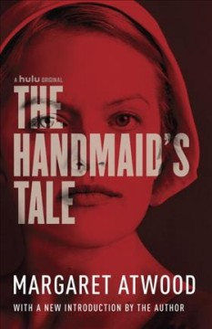 Book jacket for The handmaid's tale  [BOOK DISCUSSION] ; with a new introduction by the author.