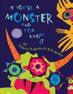 Book jacket for If you're a monster and you know it