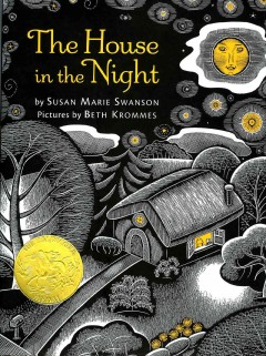 Book jacket for The house in the night /