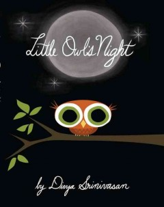 Book jacket for Little Owl's night /