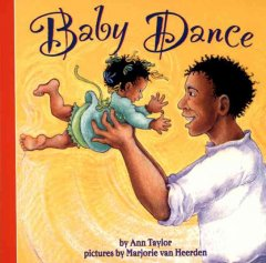 Book jacket for Baby dance /