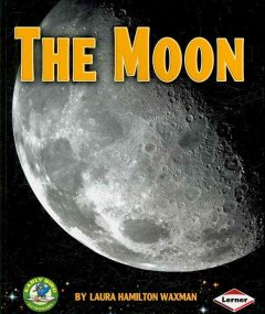 Book jacket for The Moon