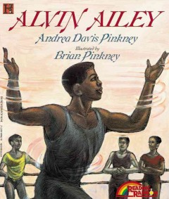 Book jacket for Alvin Ailey
