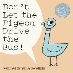 Book jacket for Don't let the pigeon drive the bus!
