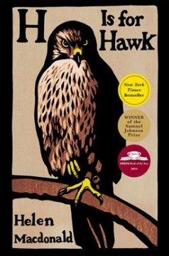 Book jacket for H is for Hawk [BOOK DISCUSSION]