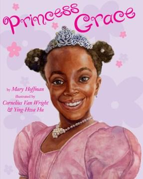 Book jacket for Princess Grace