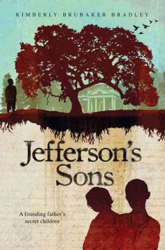 Book jacket for Jefferson's sons : a founding father's secret children