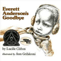 Book jacket for Everett Anderson's goodbye