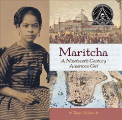 Book jacket for Maritcha : a nineteenth-century American girl