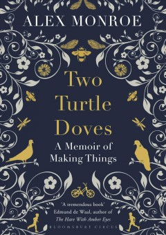 Book jacket for Two turtle doves :
