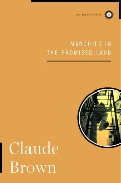 Book jacket for Manchild in the promised land [BOOK DISCUSSION]