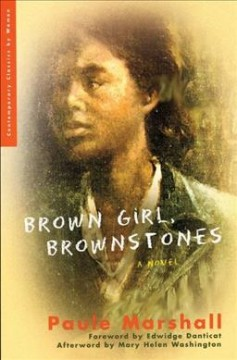 Book jacket for Brown girl, brownstones [BOOK DISCUSSION]