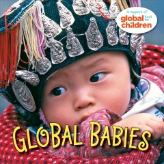 Book jacket for Global babies.