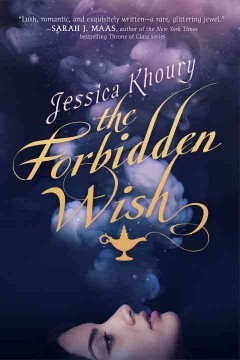 Book jacket for The forbidden wish /