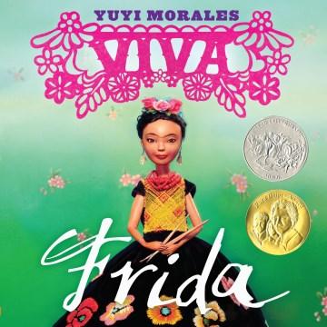 Book jacket for Viva Frida
