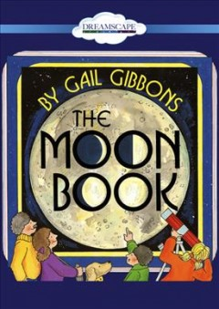 Book jacket for The moon book