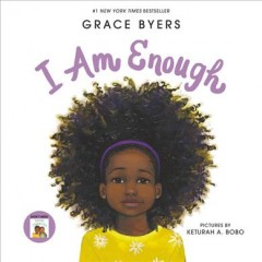 Book jacket for I am enough