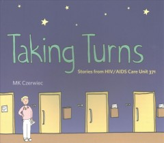 Book jacket for Taking Turns: Stories from Hiv/AIDS Care Unit 371