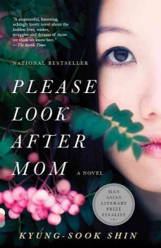 Book jacket for Please look after mom [BOOK DISCUSSION] : a novel