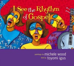 Book jacket for I see the rhythm of gospel