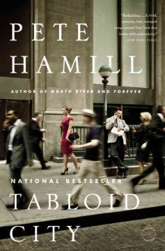 Book jacket for Tabloid city [BOOK DISCUSSION] : a novel