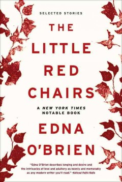 Book jacket for The little red chairs [BOOK DISCUSSION] : a novel