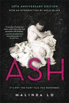 Book jacket for Ash