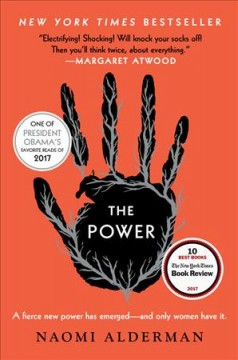 Book jacket for The power [BOOK DISCUSSION] : a novel