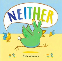 Book jacket for Neither