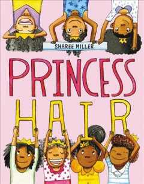 Book jacket for Princess hair