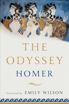 Book jacket for The Odyssey [BOOK DISCUSSION]