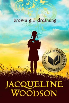 Book jacket for Brown girl dreaming