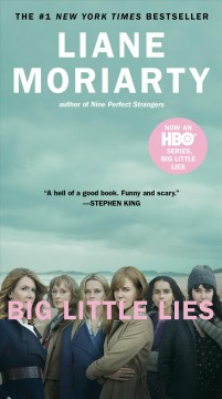 Book jacket for Big little lies [BOOK DISCUSSION]