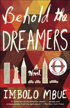 Book jacket for Behold the dreamers [BOOK DISCUSSION] : a novel