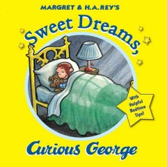 Book jacket for Margret & H.A. Rey's Sweet dreams, Curious George /