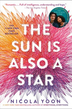 Book jacket for The sun is also a star /