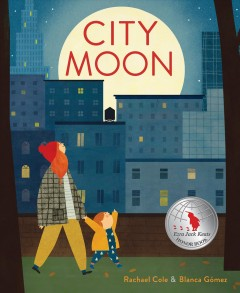 Book jacket for City moon