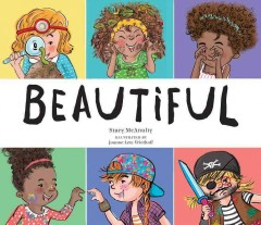 Book jacket for Beautiful /