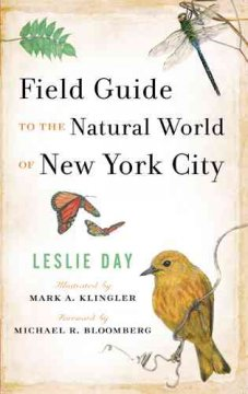 Book jacket for Field guide to the natural world of New York City /
