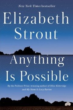 Book jacket for Anything is possible [BOOK DISCUSSION]