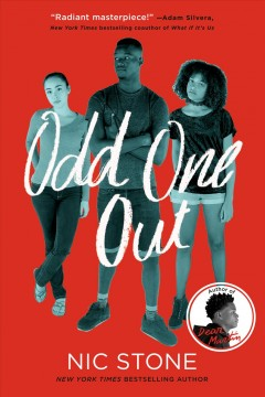 Book jacket for Odd one out