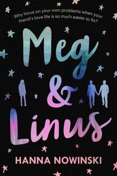 Book jacket for Meg & Linus /