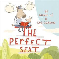 Book jacket for The Perfect Seat