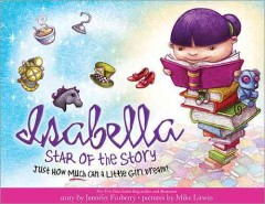 Book jacket for Isabella, star of the story /