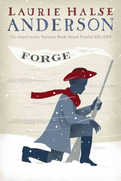 Book jacket for Forge