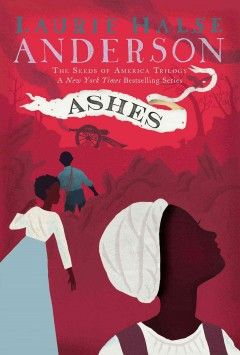 Book jacket for Ashes